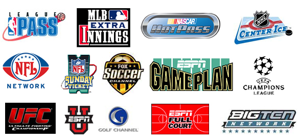 Sports channels validated parking club room sf take for Fishing channel on directv